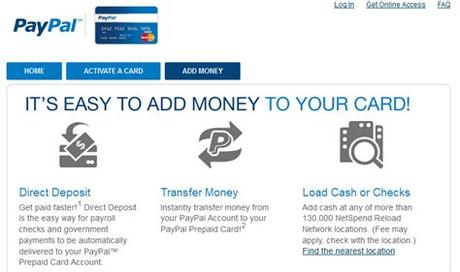 Usually, people load cash app cards at dollar general. Review: PayPal Prepaid Debit Card Part 3 - Still Adding ...