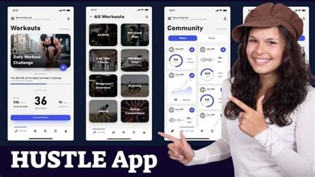 This app determines if a product or that dish you're about to eat contains gluten. Follow My Health App - HUSTLE App Review - YouTube