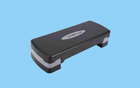 Jaxpety Aerobic Stepper with Risers