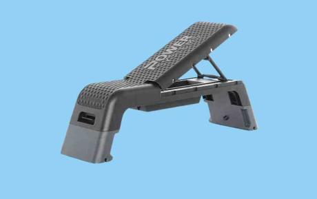 Power Systems Fitness Deck Aerobic Stepper