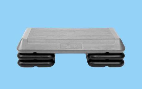 The Step Original Aerobic Platform Aerobic Stepper