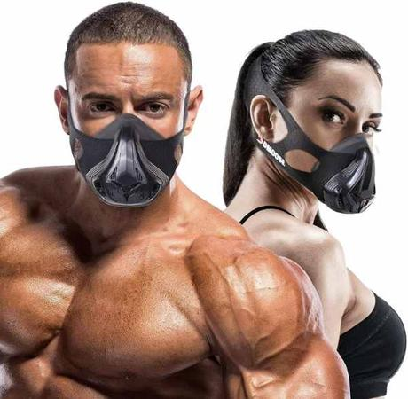 DMoose Altitude Workout Mask