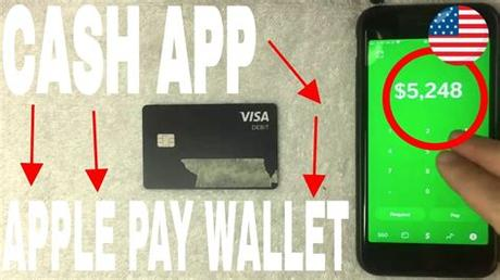 If your apple pay cash card has funds available they will be taken from this balance automatically. How To Add Cash App Cash Card Into Apple Pay Wallet ...