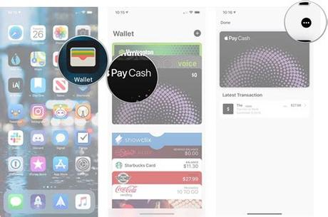 Paying with apple pay is easy and secure. How to send money with Apple Pay Cash in the Messages app ...