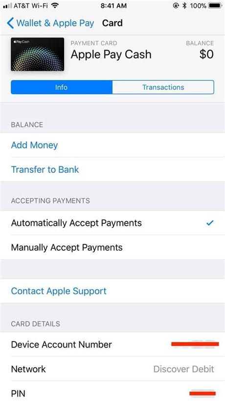 Apple activated apple pay case this week, a new feature in ios 11.2. Apple Pay Cash 101: How to Add Money to Your Card Balance ...
