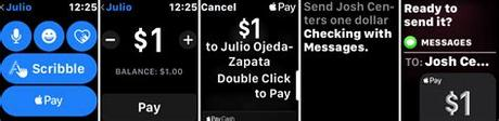 Apple pay users make payments from their mobile device, funded by a linked credit or debit card. How to Use Apple Pay Cash for Person-to-Person ...