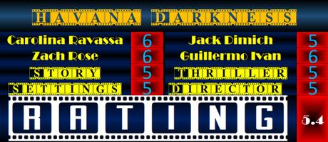 ABC Film Challenge – Thriller – H – Havana Darkness (2018) Movie Review