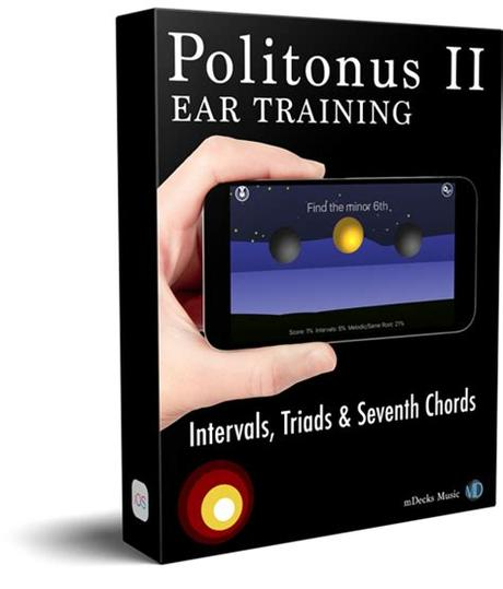 Earmaster for ios makes music theory practice easy and fun! Politonus II (Ear Training from a different perspective ...