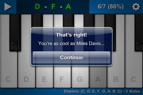 It's visual guitar fretboard reference is super helpful for guitarists. Melody Ear Training - App Store