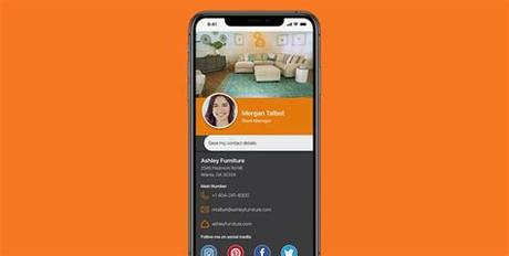 The best and cheapest digital business card. How to Create a Digital Business Card on iPhone and ...