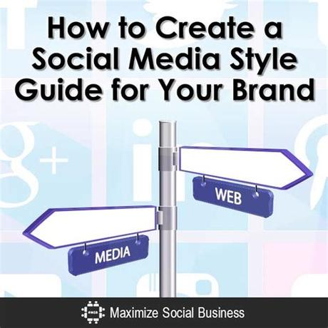 There are still spots on the social media app market. Guide to Create a Social Media Style Guide for Your Brand