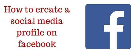 How to create a social media profile   Digital Seo Guide