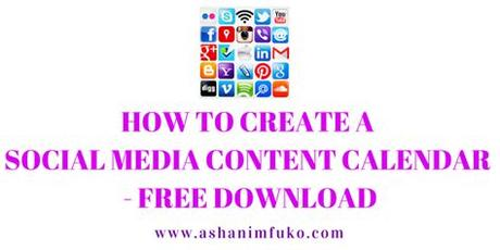 Its new indian social media app like facebook. How To Create A Social Media Calendar - FREE DOWNLOAD