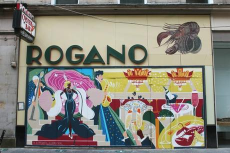 Final mural for Rogano project