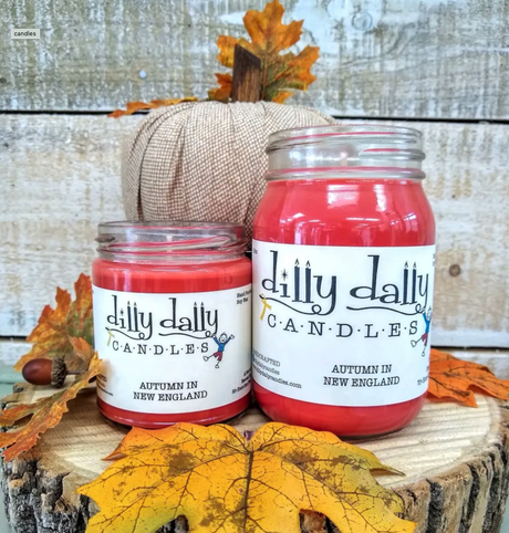 Soy Candles that Help Charity