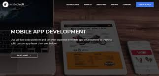 As you are able to see, our service makes it possible for you to meet the best company for your project in. Top App Development Companies 2021 Business Of Apps