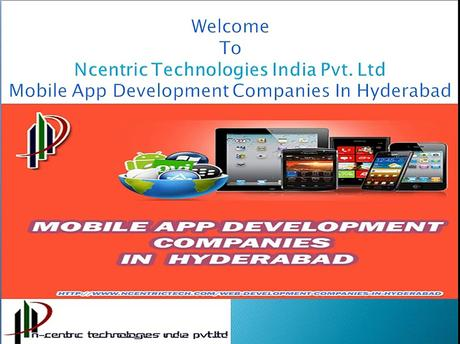 Best Mobile App Development Companies In Hyderabad Mobile App Services Video Dailymotion