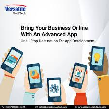 Iprism technologies is a mobile app development company and experienced in web designing, development, with more than 500+ projects completed for client's around the world. Versatile Mobitech Pvt Ltd Mobile App Development Company We Are One Of The