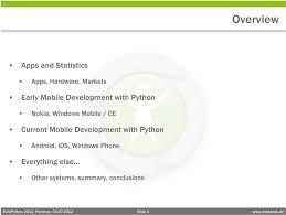 Python is a beautiful language. Programming Mobile Apps With Python Pdf Free Download