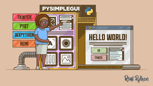 • once you have designed the application and the look and feel that Pysimplegui The Simple Way To Create A Gui With Python Real Python