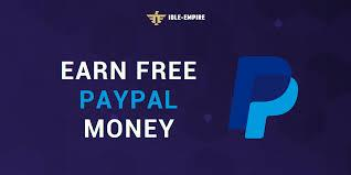 Set it up, forget about it, and get paid! Earn Free Paypal Money In 2021 Idle Empire