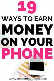 As such, you can also earn by taking surveys, sharing apps and games with friends, and watching videos. 30 Money Making Apps For 2020 Get Paid To Use Your Phone Boost My Budget