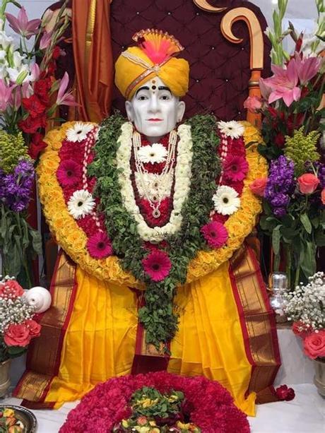 He is often believed to be an incarnation of the hindu deity ganesha. Gajajan Maharaj Images - Shree gajanan maharaj sansthan ...