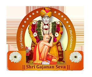Gajajan Maharaj Images - Shree gajanan maharaj sansthan ...