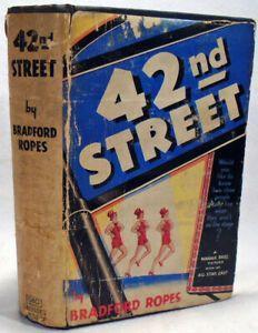 Book vs. Movie: 42nd Street