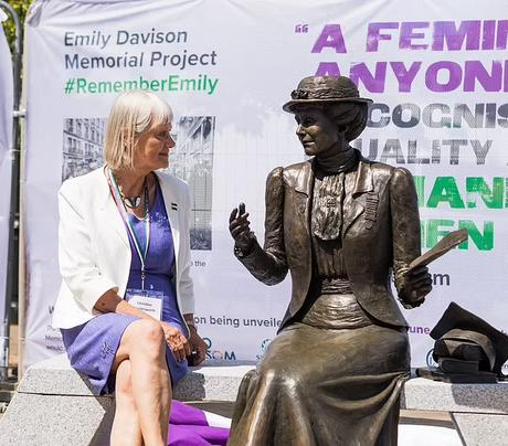Epsom Derby  -  Women's suffrage and more !