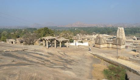Photoessay: Mahanavami Dibba aka Dasara Dibba, Hampi
