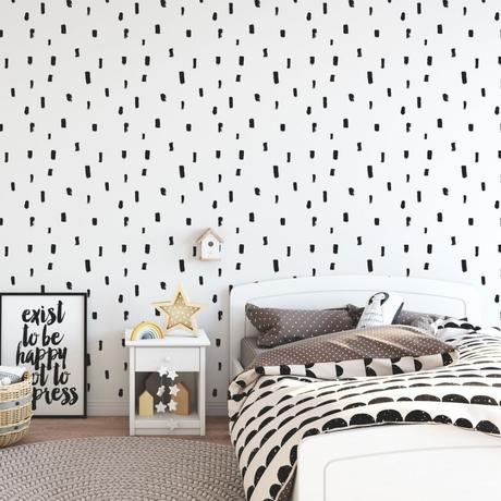 Stylish & Modern Children's Room & Nursery Wallpaper & Wall Mural Ideas