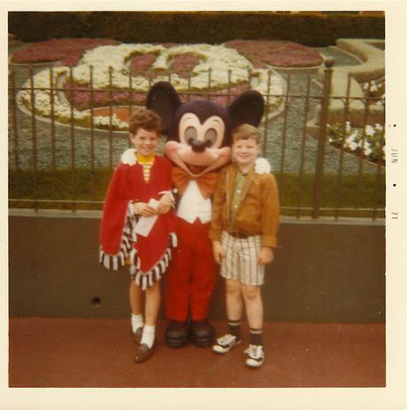 First Day in Disneyland #50YearsAgoToday #CaliforniaTrip