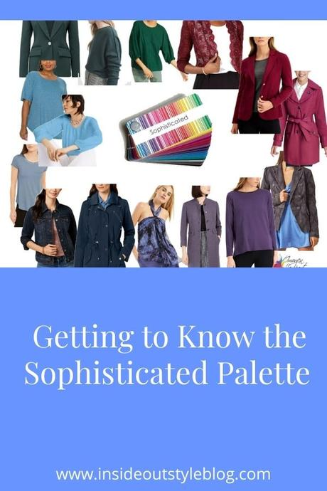 Getting to Know the Sophisticated Palette