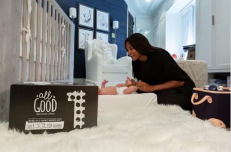 All Good Diapers and Ciara and Russell Wilson Team Up