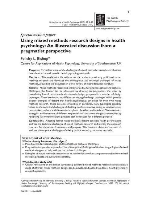 Contribute to dedalusproject/methods_paper_examples development by creating an account on github. Research Design And Methods Example