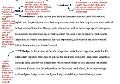 Example problems from the dedalus methods paper. Teaching APA Style: An APA Template Paper — The Learning ...
