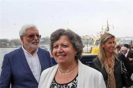 Por ocasião da assinatura de. Ana Paula Vitorino deixa inspirações para o sucessor - JN