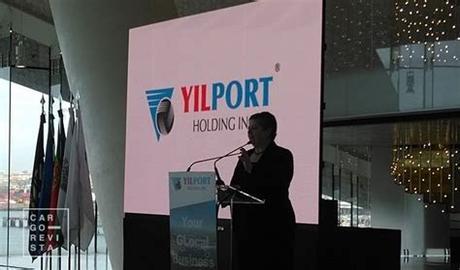 Yes, she is stacking high also. Ana Paula Vitorino: investimento da Yilport permitirá que ...