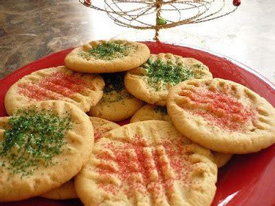 Better yet, roll out the dough between. One Dozen Eggs: Peanut Butter Christmas Cookies