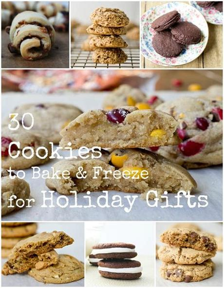 Each of these lasts in the freezer up to three months. bar cookies that freeze well