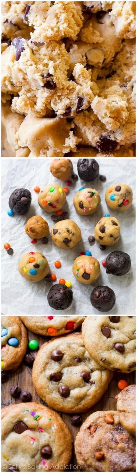 I hope you enjoy making your list and creating some new cookies for your holiday season. How to Freeze Cookie Dough - Sallys Baking Addiction