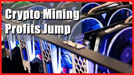 If you need more technical info or tips. Crypto Mining Profits Jump - YouTube