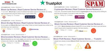 Their main focus is security and regulation, which might not appeal to everyone since it contradicts crypto's mo. Bitcoin Scams And Trustpilot Spam   Scam Crypto Robots