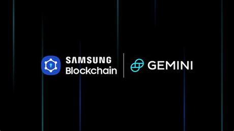 Get cashback on your purchases when using the credit card. Gemini Partners With Samsung; Bitmain Co-Founder Ousted by ...