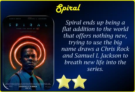 Spiral (2021) Movie Review