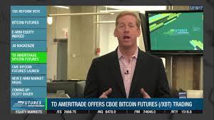 Bitcoin may soon trade directly on td ameritrade. Bitcoin Futures Contracts Basics Td Ameritrade Network Futures Youtube
