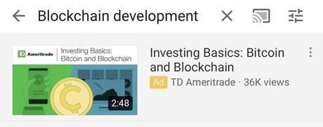 Td Ameritrade 1 161 6bn In Assets Advertising How To Invest In Bitcoin On Youtube It S No Longer If But When Bitcoin Will Have Mainstream Adoption Bitcoin