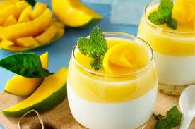 They top them with sprinkles, chopped pecans or crushed candy canes. 20 Easy Mango Dessert Recipes Insanely Good