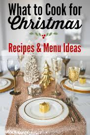 Crock pot chili & corn bread. Christmas Dinner Ideas Non Traditional Recipes Menus Good In The Simple